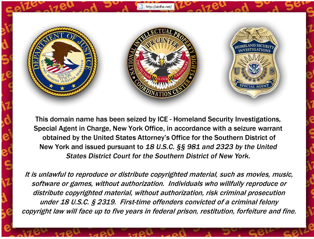 atdhe.net.seized.by.DOJ.Homeland.security.jpg