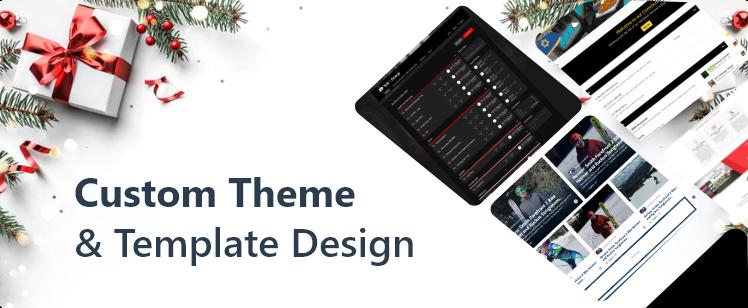 Custom Theme Designing