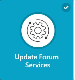 Forum Upgrades