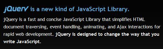 jquery.fast.concise.simplifies.Javascript.jpg