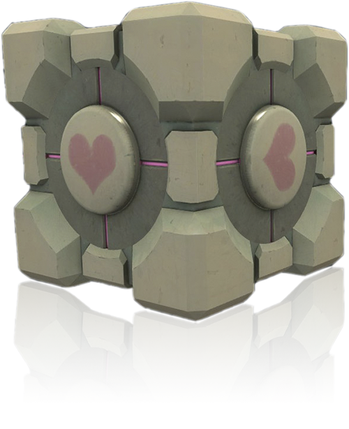 weighted-companion-cube.png