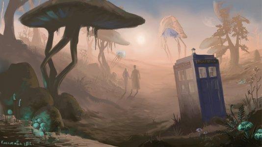 Tardis in Morrowind.jpg