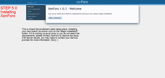 Step 5.0 XenForo 1.0.3 - Welcome - XenForo.png