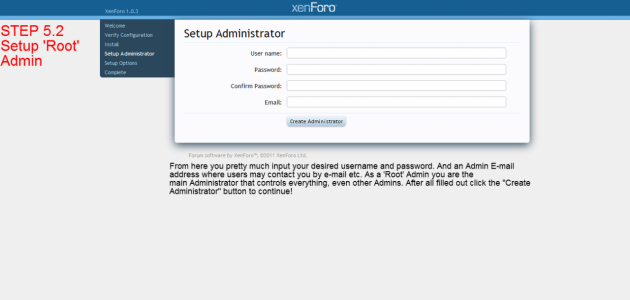Step 5.2 Setup Administrator - XenForo.png