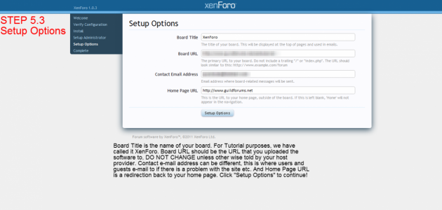 Step 5.3 Setup Options - XenForo.png