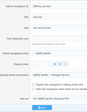 Edit navigation  Services   XenForo   Admin control panel.png