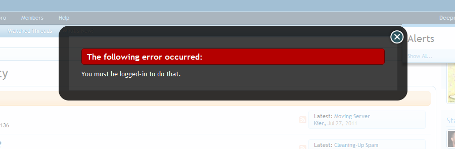 must be logged in to do that error message.png