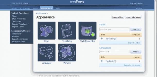 xenforo_100beta1_admin_page_appearance.png