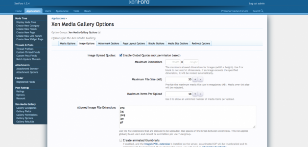 Xen Media Gallery Settings 2.png