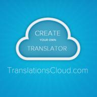 Translations Cloud