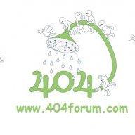404 forum