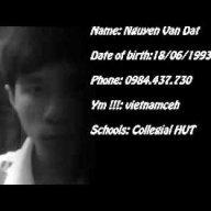 Đạt Nguyễn Văn
