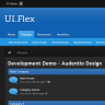 UI.Flex Dark