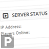 [Pixel Crescent] Minecraft Server Status (Simple)