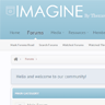 Imagine - ThemesCorp.com