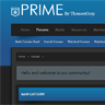 Prime Blue - ThemesCorp.com