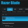 Razor Blade (6 Colors Now!) - ThemesCorp.com