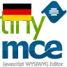 German translation for TinyMCE Quattro and its wysiwyg bbcodes by cclaerhout