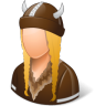 Change default Avatars to Historical Viking or Re-Store to Default.