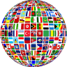 Country Flags by IP Address