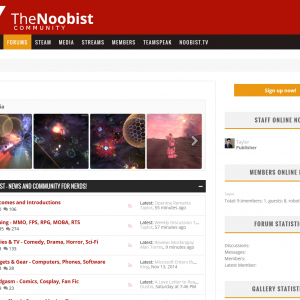 The Noobist Community Forum Index