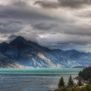 The Lake In Queenstown