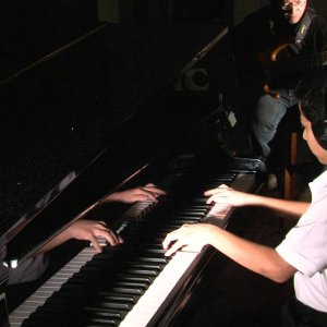 "Prodigy boy. JAZZ PIANO: GEORGIE DAVE HERRERA 12 yrs old. ""All the Things You Are"" - YouTube"