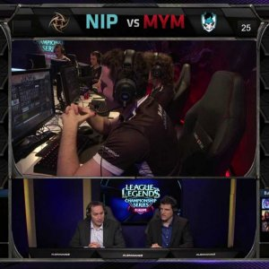 NIP vs MYM - LCS 2013 EU Summer W3D1 - YouTube