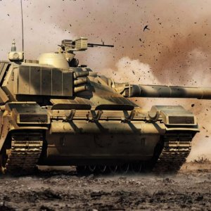 U.S M1 Abrams ( M1A2 ) VS Russian T-90 MS....... - YouTube