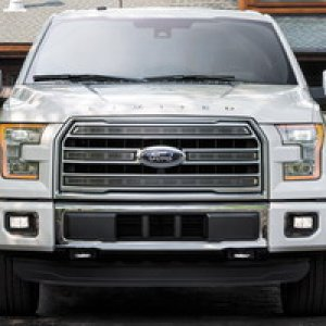 2016 Ford F-150 Front News