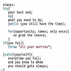 Programmer's Quote