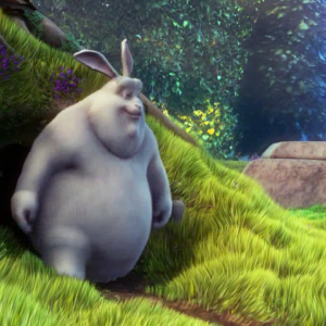 Big Buck Bunny sample