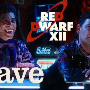 Red Dwarf XII | Poker Face | Dave