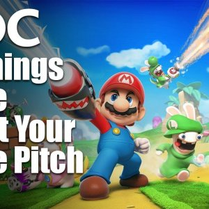 30 Things I Hate About Your Game Pitch