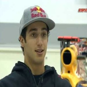 Daniel Ricciardo - The struggle to reach F1