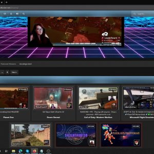 Promote your Twitch streams in our stream library for more exposure! | Revillution.net