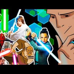Which Lightsaber Duel is the GALAXY'S GREATEST? 🌌